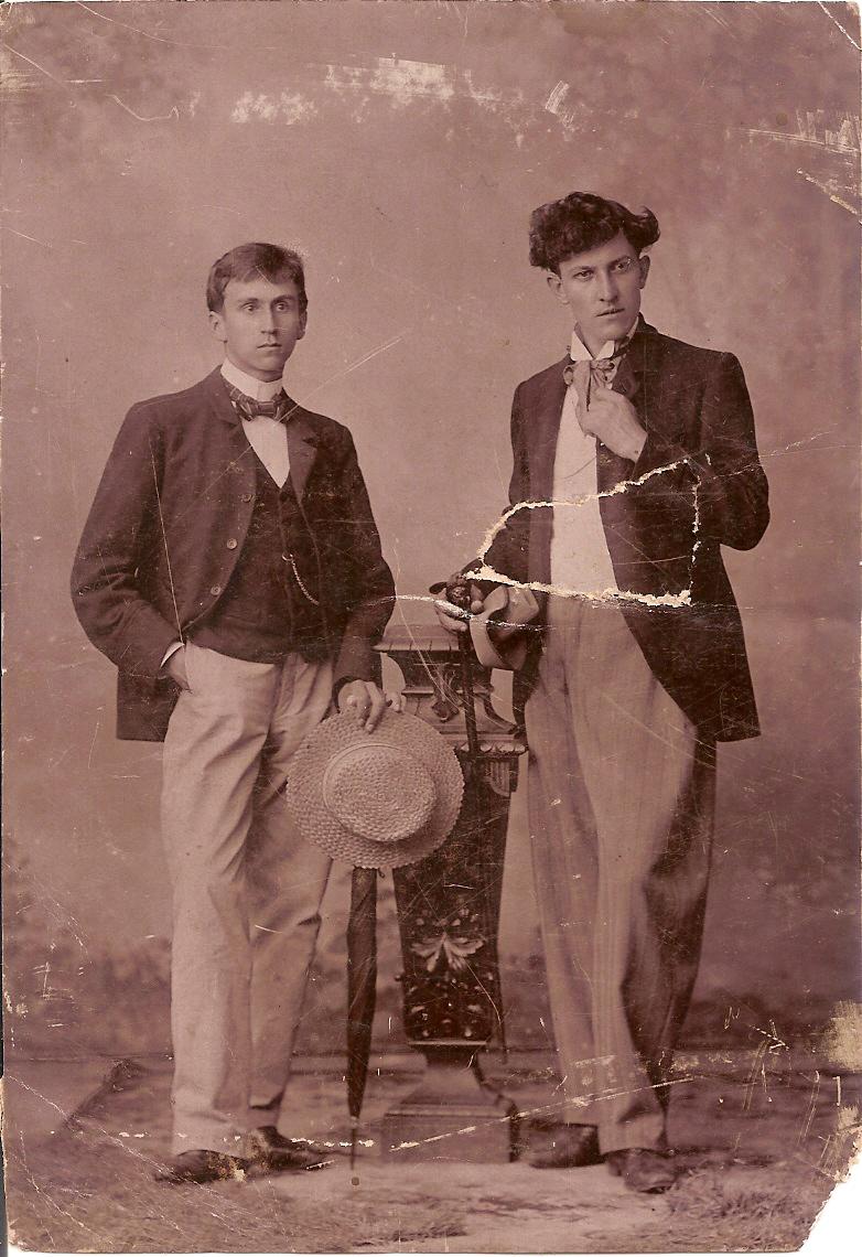 João Turin e Zaco Paraná
