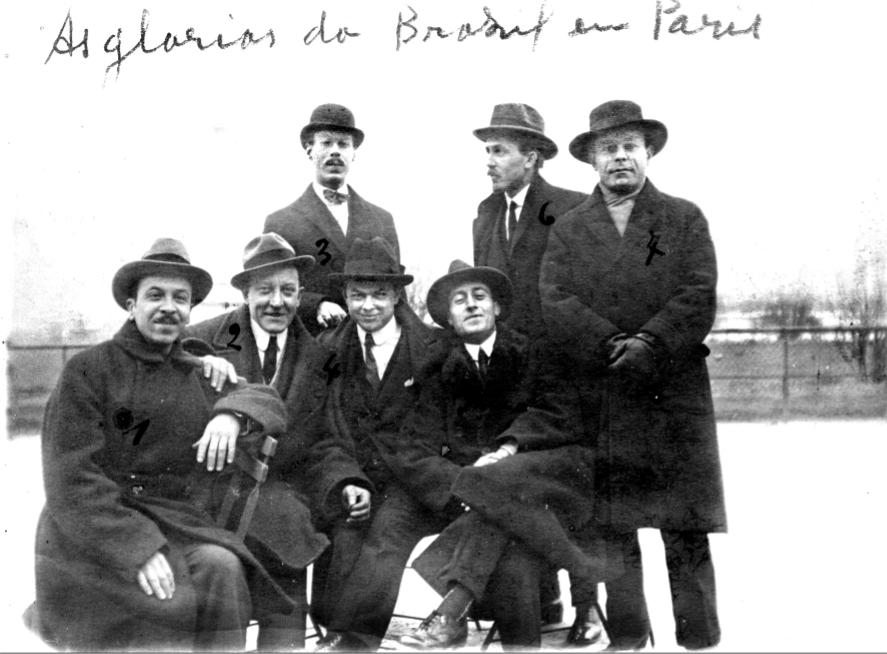 Turin com amigos em Paris