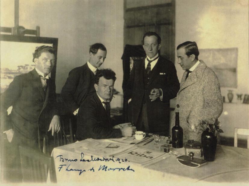 João Turin e amigos