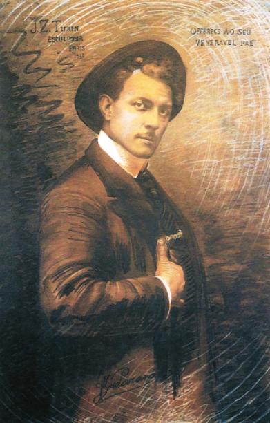 João Turin por Zaco Paraná