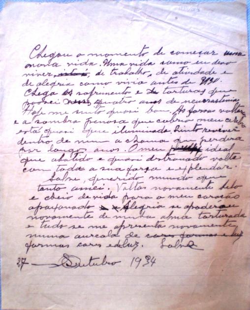 Manuscrito de João Turin