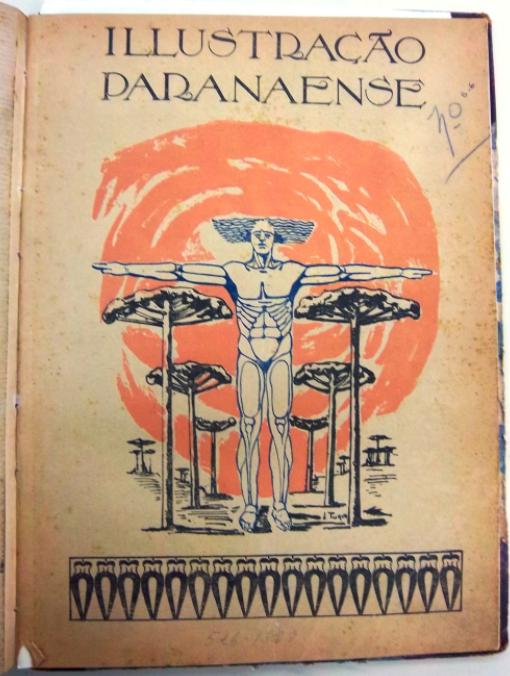 Capa da Revista Ilustração Paranaense